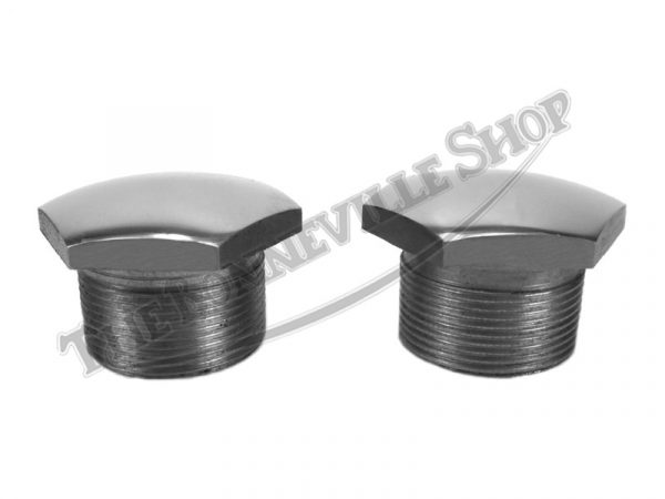 BSA A7 A10 B31 B32 B33 B34 C12 C11G Stainless Fork Oil Seal Holders 29-5310