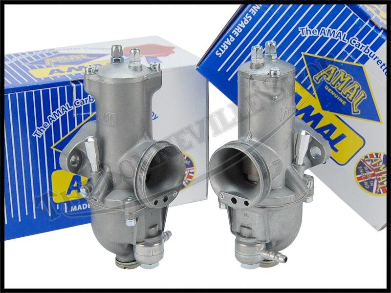 TRIUMPH NORTON BSA AMAL 30MM CARB-INLET MANIFOLD GASKETS PN# 71-3573 70-4919 2